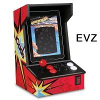 EvZ Arcade Bluetooth Cabinet for iPad