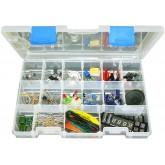 EvZ CK-1000 Basic Electronic Parts Kit