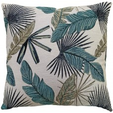 EvZ Homie Pillow Covers Heavy Cloth Decorative Pillow Case for Home Room Outdoor Cafe Decor Gift, Square, 20 X 20 inch, Plant B