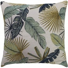 EvZ Homie Pillow Covers Heavy Cloth Decorative Pillow Case for Home Room Outdoor Cafe Decor Gift, Square, 20 X 20 inch, Plant C