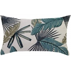 EvZ Homie Pillow Covers Heavy Cloth Decorative Pillow Case for Home Room Outdoor Cafe Decor Gift, Square, 20 X 12 inch, Plant B