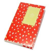 EvZ 84 Pockets Photo Album for Mini Fuji Instax Polaroid & Name Card Forest
